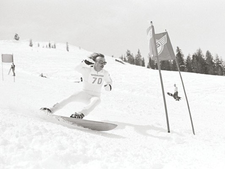 Tom Sims Snowboard