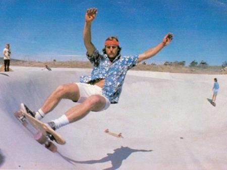 Tom Sims Skate