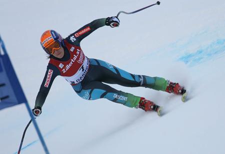 Carolina Ruiz, Garmisch