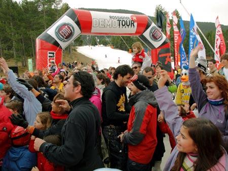 Rossignol Demo TOur 2009