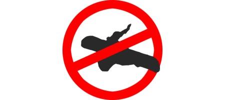 No Snowboard