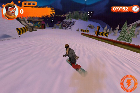 Shaun White Snowboarding pantallazo