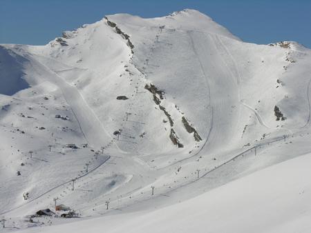 Triatlón Blanco, Alto Campoo