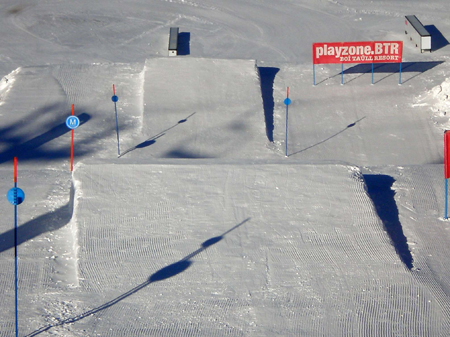 Snowpark Boí Taüll