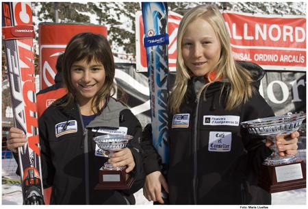 Trofeo Borrufa09, Vallnord