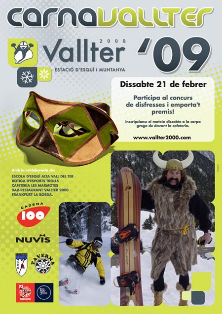 Vallter 2000, Carnaval