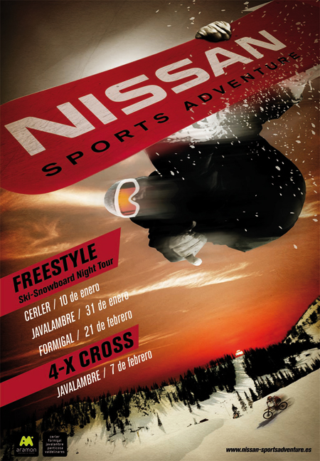Nissan Freestyle Night Tour