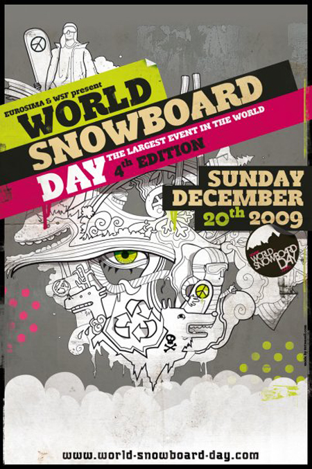 World Snowboard Day 09