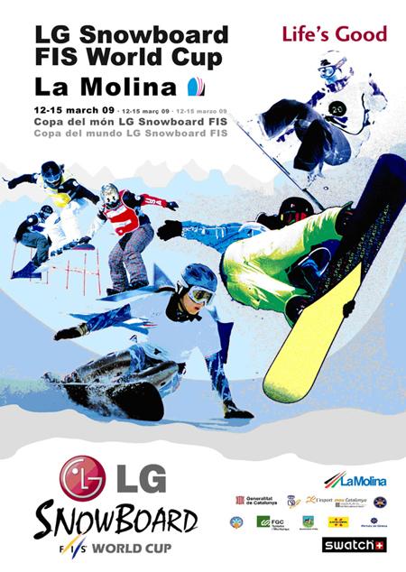 Copa del Mundo 09, La Molina