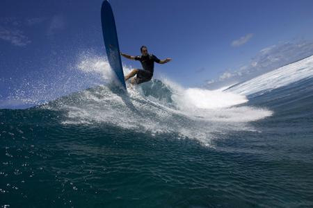 Duane de Soto, Oxbow, longboard