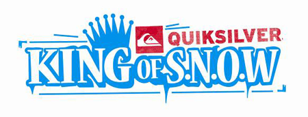 Quiksilver, King of Snow