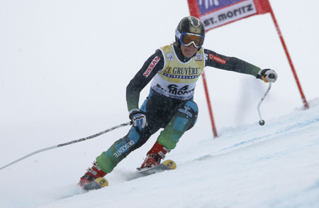 Leyre Morlans, Val d'Isere
