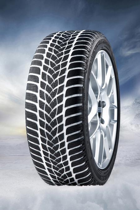 Neumático invierno Goodyear
