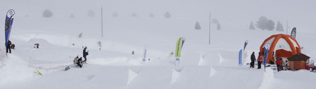 Open Global Rider, Porté Puymorens