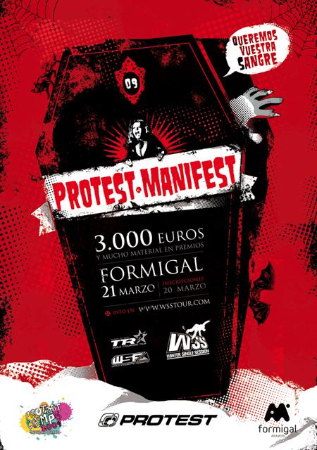 Protest Manifest 09, Formigal
