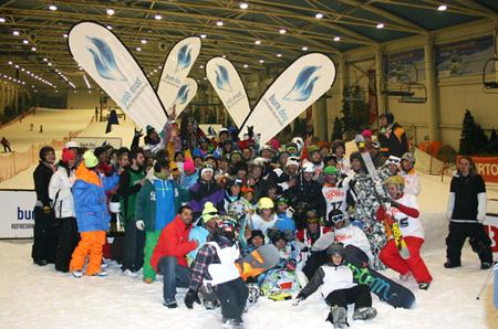 Rider's Cup 09, Madrid SnowZone