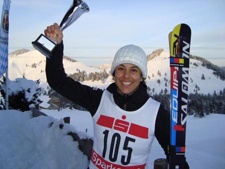 Rocío Delgado, Campeonato de Europa