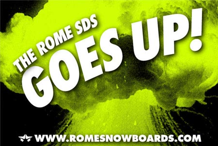 Rome SDS website