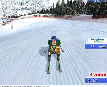Ski Challenge 10
