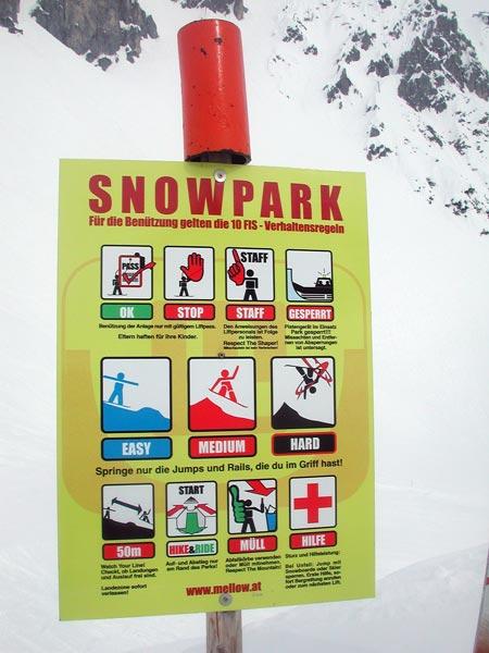 Cartel snowpark