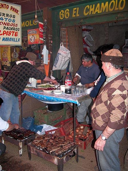 Mercado de Chillán, Chile