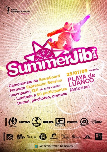 Summer Jib Fest en Luanco