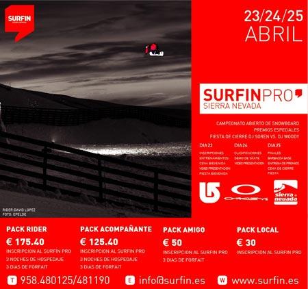 Cartel Surfin Pro 09