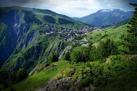 Valle de 2 Alpes