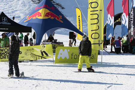 World Snowboard Day, Formigal